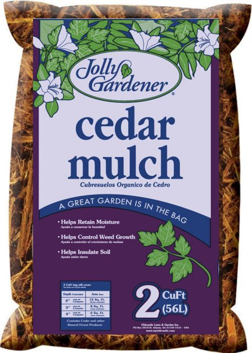 JG Cedar Mulch
