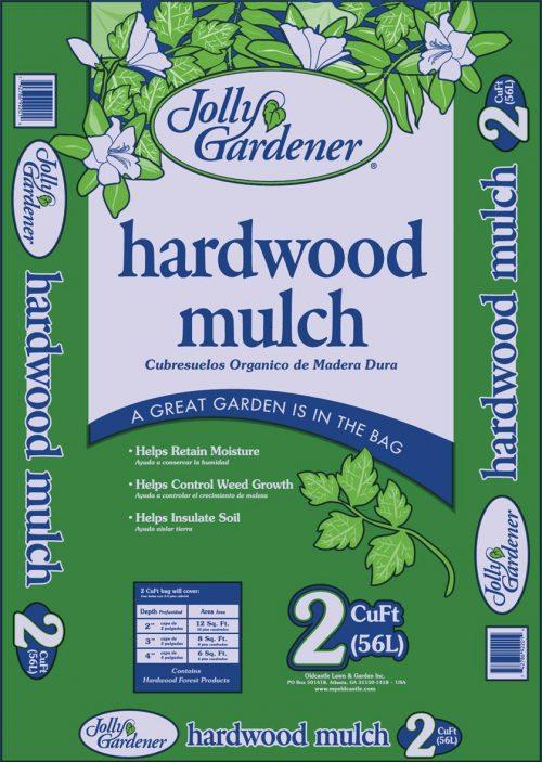 Hardwood Mulch 2cf