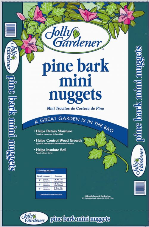 JG Pine Bark Mini Nuggets