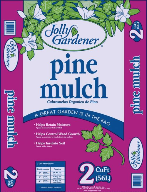 JG Pine Mulch 2cf